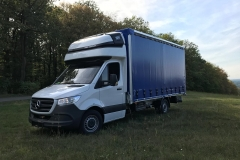 Mercedes-Benz Sprinter Autodoprava Karel Kousek
